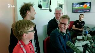 Willem Wever Stadionspeaker