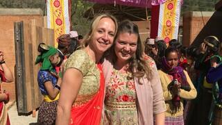 Floortje Terug Naar Het Einde Van De Wereld - Nepal