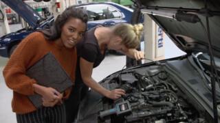 Het Klokhuis - Automonteur