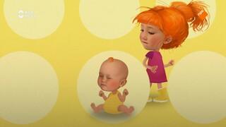 Knofje (animatie) De Fles