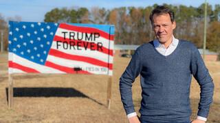 God, Jesus, Trump ! - Het Beloofde Land