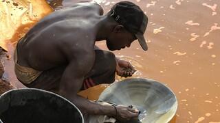 De Amazone - Suriname - 'goudkoorts'