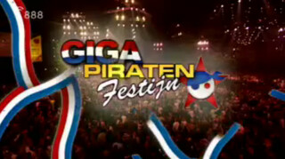 TROS Giga Piraten Feest