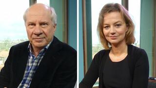 VPRO Boeken Jan Brokken & Daniela Hooghiemstra