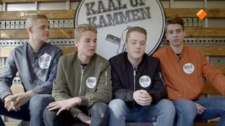Kaal Of Kammen - Mijn België