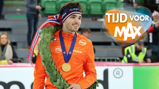 Tijd voor MAX Patrick Roest over zijn schaatsseizoen