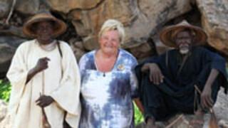 Erica op Reis Mali