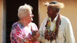 Erica op Reis Swaziland
