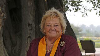 Erica Op Reis - Nepal