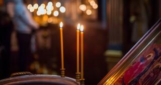 Kerkdienst Met het licht in de rug