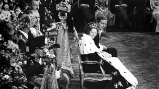De Zware Jas Van Beatrix - Afscheid