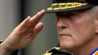 Afscheid van de Generaal