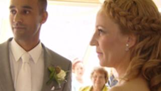 Een wereld op zee In het huwelijksbootje