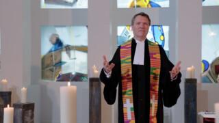 Kerkdienst Pasen, het verhaal gaat door