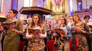 Nederland Zingt Nederland zingt op Paasmorgen
