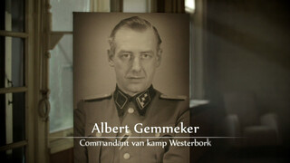 Nos Documentaire Nationale Herdenking - Albert Gemmeker, Commandant Van Kamp Westerbork