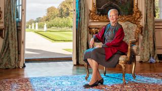 Blauw Bloed Royals verrassen jarige koningin Margrethe (80)