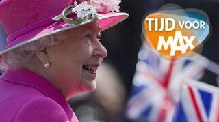 Tijd voor MAX Verjaardag van The Queen