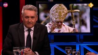 Kruispunt actueel: Aftreden Paus
