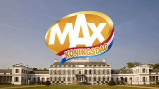 MAX Koningsdag vanaf Paleis Soestdijk MAX Koningsdag op Paleis Soestdijk