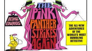 MAX Filmklassieker The Pink Panther strikes again