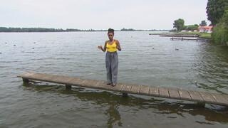 Het Klokhuis Zwemmen in natuurwater