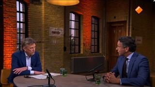 Buitenhof Jeroen Dijsselbloem, Martin Visser & Mary Pieterse-Bloem, David van Reybrouck,