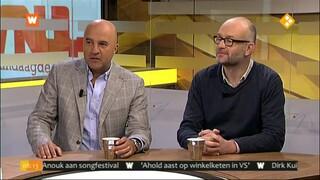 Een combinatie van nieuws, sport en entertainment, met actuele reportages en vier gasten. Live vanuit de studio van de Westergasfabriek in Amsterdam.