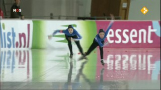 NOS Studio Sport NOS Studio Sport: Schaatsen WB Afstanden Erfurt