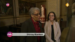 Geloofsgesprek Shirley en Shirleni Blanken