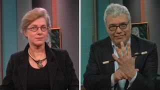 VPRO Boeken Theodor Holman & Tineke Cleiren
