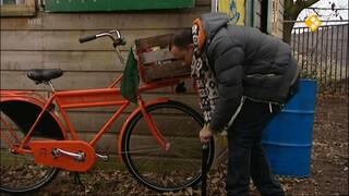 Huisje Boompje Beestje Op de fiets naar school