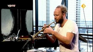 VPRO Vrije geluiden Krystian Bezuidenhout, Mathias Eijck, Mohamed Ahadaf