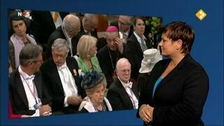 NOS Inhuldiging Koning Willem-Alexander met gebarentolk