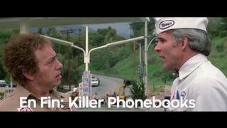 CinemaTV: Killer Phonebook