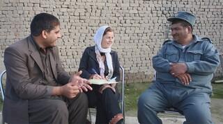 Afscheid van Afghanistan