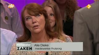 Hollandse Zaken De burger de klos