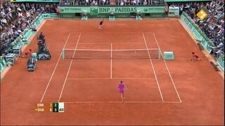 NOS Studio Sport NOS Studio Sport: Tennis Roland Garros