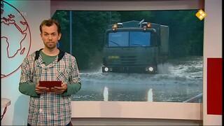 Schooltv-weekjournaal Overstromingen | Zonkracht