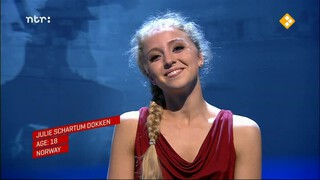 NTR Podium Eurovision Young Dancers 2013