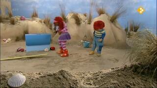 Het Zandkasteel - Zoek mee aan zee Afl. 10 Spelen