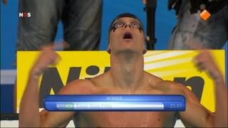 NOS Studio Sport NOS Studio Sport: WK Zwemmen met Sportjournaal