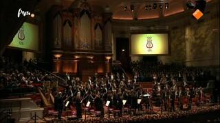 Bloed, zweet en concerten Jubileumconcert: 125 jaar concertgebouw- en orkest