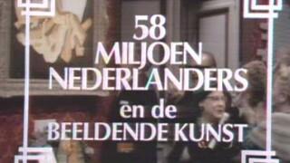 58 miljoen Nederlanders en de beelden kunst