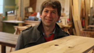 Van manager tot houtbewerker
