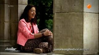 Junior Songfestival Mijn eigen lied - Dali