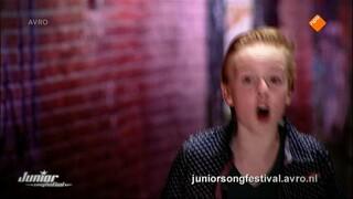 Junior Songfestival Welkom in mijn dromen - Roan