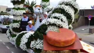 Bloemencorso Flower Parade Rijnsburg 2013