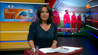 NOS Studio Sport NOS Studio Sport: WK Atletiek Moskou