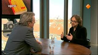 VPRO Boeken Herman Brusselmans, Jamal Ouariachi